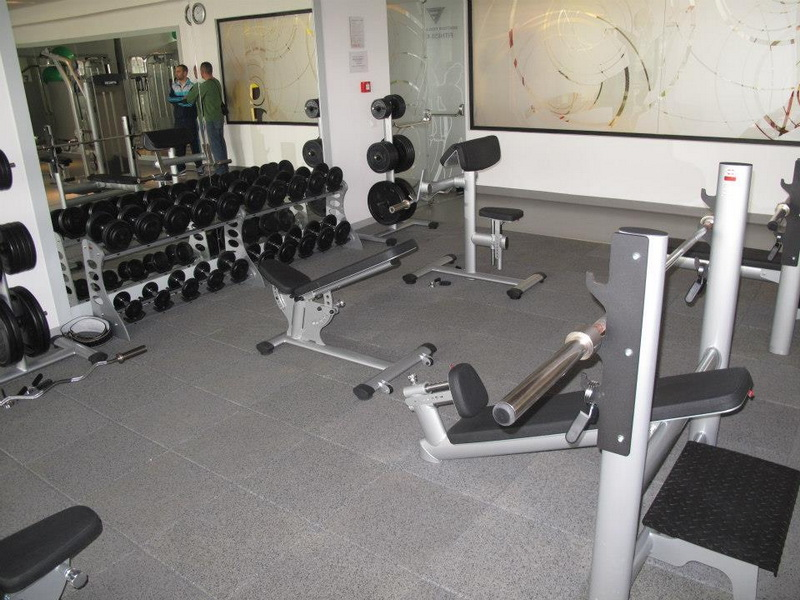 Fitness centre 1