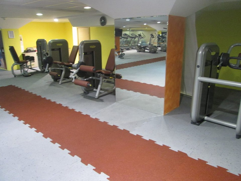 Fitness Hotel Tulip Inn in Belgrade